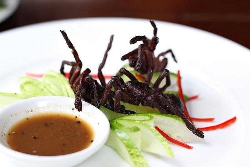 Những món ăn đáng sợ ở châu Á khiến du khách hoảng hồn-3