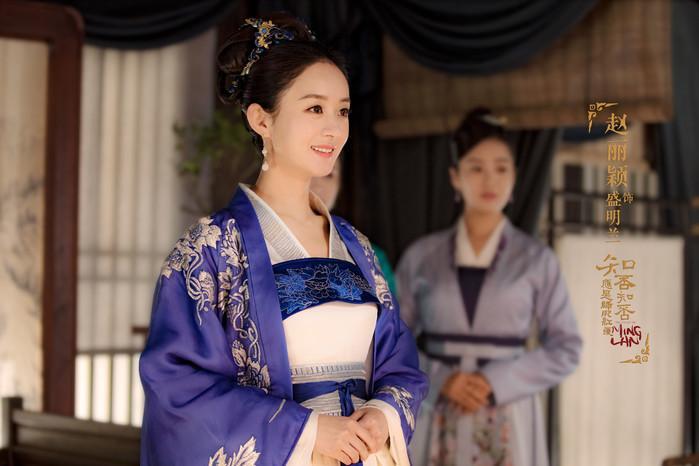 Triệu Lệ Dĩnh - Lưu Diệc Phi: Cùng sinh năm 1987, người là nữ hoàng rating, kẻ mang danh độc dược phòng vé-4