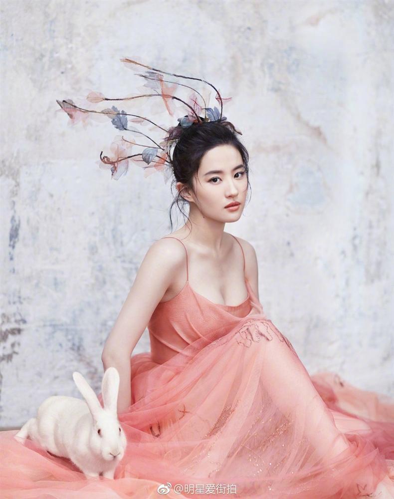 Triệu Lệ Dĩnh - Lưu Diệc Phi: Cùng sinh năm 1987, người là nữ hoàng rating, kẻ mang danh độc dược phòng vé-8