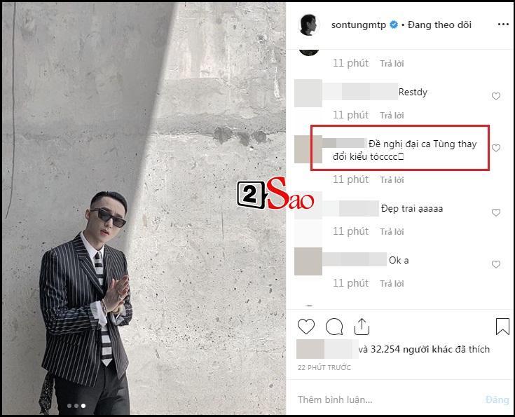 Vừa nhăm nhe đổi kiểu tóc mới, Sơn Tùng M-TP đã bị hội fangirl kịch liệt chê bai: Chồng hãy bỏ ngay đi-5