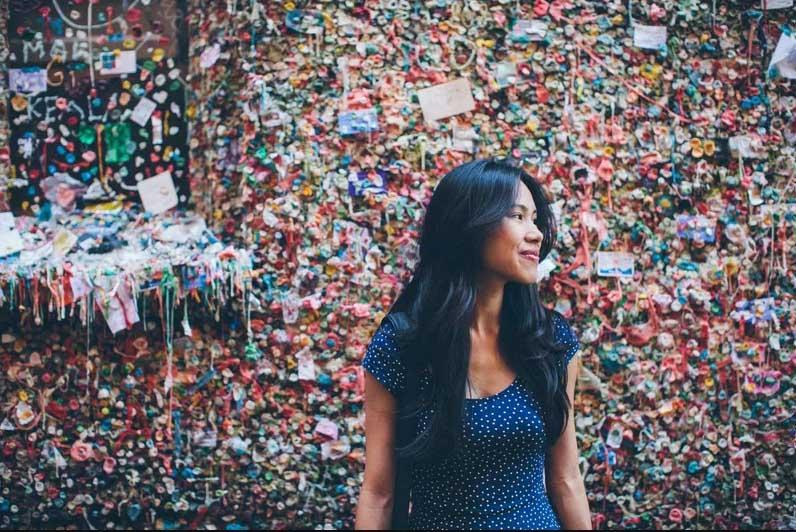 Những sự thật kỳ lạ về bức tường kẹo cao su có 1-0-2-3