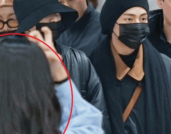 Cộng đồng ARMY rùng mình sợ hãi khi nghe tin fan cuồng không quần ở ngay sát phòng khách sạn cùng BTS-3