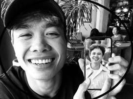Khoe ảnh selfie tự dìm hàng bản thân, Công Phượng bất ngờ nhận hiệu ứng ngược từ người hâm mộ