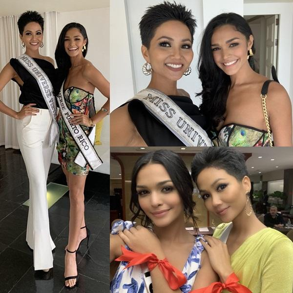 Bản tin Hoa hậu Hoàn vũ 10/7: Bạn thân HHen Niê gây shock với trang phục hở toang hoác mặc như không-2