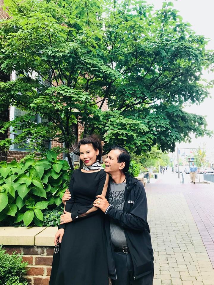 Hồ Ngọc Hà chia sẻ ảnh du hí ở Mỹ nhưng sự chú ý lại dồn về phía mẹ ruột của cô-15
