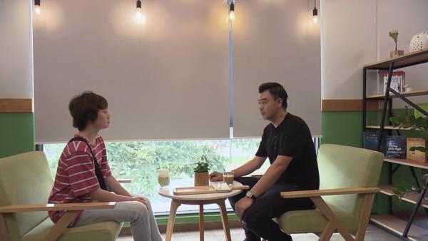 Ánh Dương bày cách giúp Quốc chinh phục Huệ trong tập 63 Về Nhà Đi Con-1