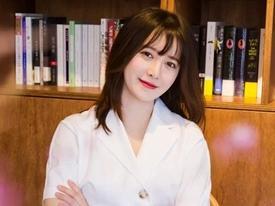 'Nàng Cỏ' Goo Hye Sun áp lực giảm cân vì tăng 14 kg