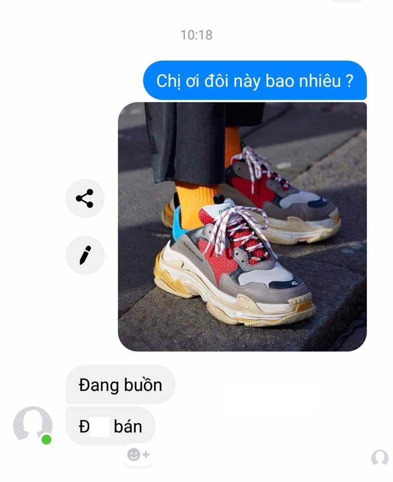 Bán hàng online theo cảm xúc: Chị hết buồn rồi, em mua giày không?-1