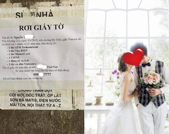 Rơi giấy tờ, anh chàng cưới luôn cô gái nhặt được nhưng thông tin trên tờ giấy mới khiến ai nấy ngỡ ngàng-2