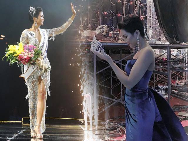 Hoa hậu Hoàn vũ Việt Nam tiếp theo chưa biết là ai nhưng HHen Niê đã làm gãy vương miện mất rồi!-5