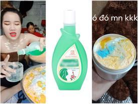 Rùng mình màn hướng dẫn tắm trắng MA CÀ RỒNG tại nhà với nguyên liệu dung dịch vệ sinh phụ nữ