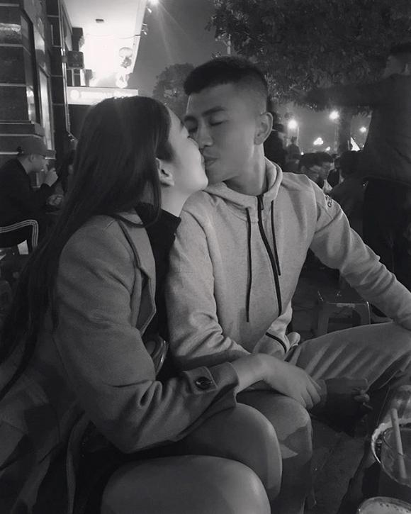 Tiền đạo U22 Việt Nam - Đinh Thanh Bình chia tay bạn gái Hoa khôi Người đẹp Kinh Bắc-4