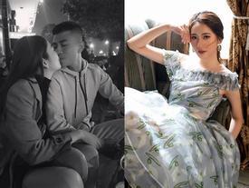 Tiền đạo U22 Việt Nam - Đinh Thanh Bình chia tay bạn gái Hoa khôi Người đẹp Kinh Bắc