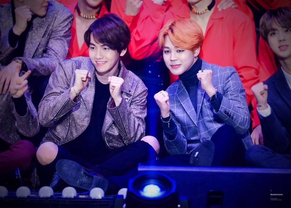 Nhận xét thành công của BTS, Baekhyun (EXO) đã nói gì mà tên anh lập tức lọt Top tìm kiếm tại Hàn Quốc?-3