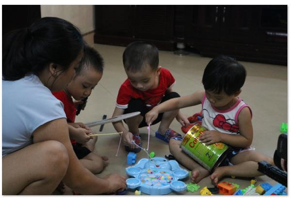 Mẹ sinh 3 nuôi con '0 đồng ốm vặt' khiến cộng đồng mạng xôn xao-8
