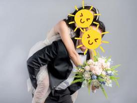 Bạn trai gửi 2 tấm ảnh cưới 'ôm ấp' gái lạ, cô gái 'sôi tiết' nhờ dân mạng bày cách xử lý