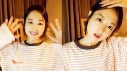 'Biểu tượng đáng yêu' Park Bo Young giản dị nhưng vẫn xinh đẹp ngỡ ngàng