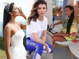 Bản tin Hoa hậu Hoàn vũ 11/7: H'Hen Niê đẹp mê hồn với tóc thề, nhan sắc ăn đứt dàn giai nhân quốc tế