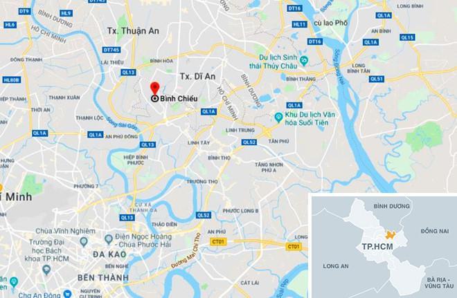 Tài xế GrabBike bị cướp cắt cổ ở Sài Gòn-2