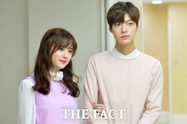 Hôn nhân của Goo Hye Sun và chồng trẻ rạn nứt?-2