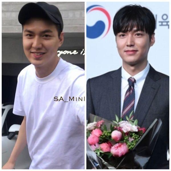 Lee Min Ho nỗ lực giảm cân để lấy lại vẻ đẹp trai vốn có sau những ngày vừa xuất ngũ béo tròn-1