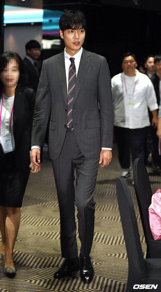Lee Min Ho nỗ lực giảm cân để lấy lại vẻ đẹp trai vốn có sau những ngày vừa xuất ngũ béo tròn-2