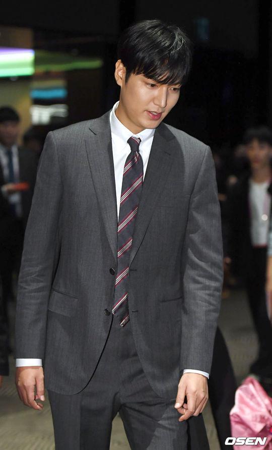Lee Min Ho nỗ lực giảm cân để lấy lại vẻ đẹp trai vốn có sau những ngày vừa xuất ngũ béo tròn-3