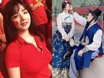 Nữ cổ động viên xinh đẹp từng được 4 đài Hàn Quốc săn lùng bất ngờ theo chồng bỏ cuộc chơi ở tuổi 22
