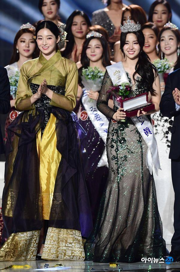 Không xấu như mọi năm, tân Hoa hậu Hàn Quốc 2019 lộ diện đẹp ngỡ ngàng không thua kém idol Kpop-2