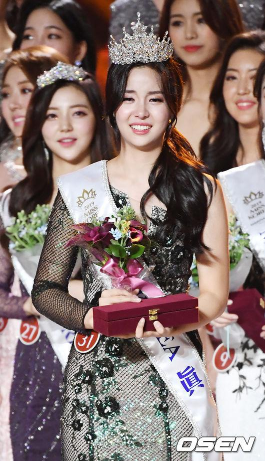 Không xấu như mọi năm, tân Hoa hậu Hàn Quốc 2019 lộ diện đẹp ngỡ ngàng không thua kém idol Kpop-4