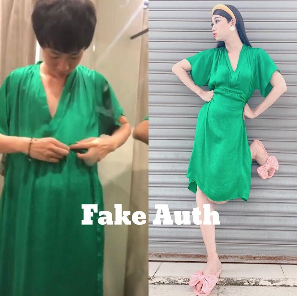 Nè he, nhìn Hải Triều shopping mà mệt he: thử đồ nữ thì pose nghìn dáng hoan hỉ, thử đồ nam thì hậm hực khó chịu-1