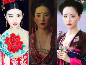 Mỹ nhân thời Đường nổi tiếng xinh đẹp là thế... chỉ trừ Lưu Diệc Phi!
