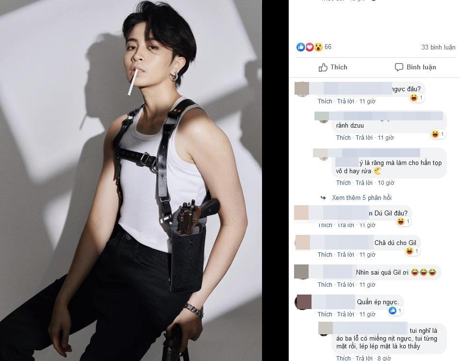 Gil Lê đăng ảnh men cực men mừng sinh nhật tuổi 28 nhưng fan chỉ chăm chăm hỏi ngực đâu?-3