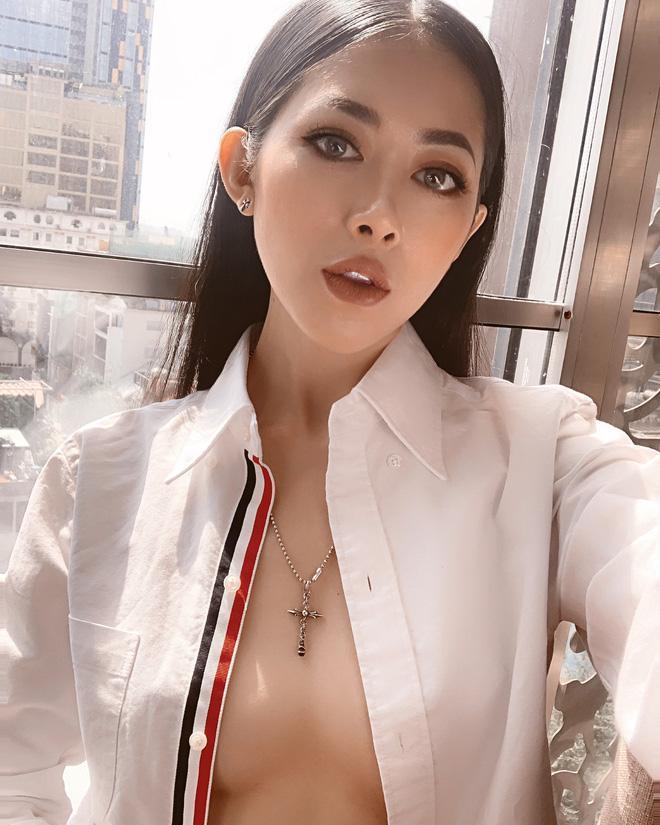 Lộ ảnh quá khứ của girl xinh nổi đình đám MXH Việt, nhiều người dụi mắt trăm lần vẫn không tin cùng một người-6