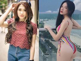 Lộ ảnh quá khứ của girl xinh nổi đình đám MXH Việt, nhiều người dụi mắt trăm lần vẫn không tin cùng một người