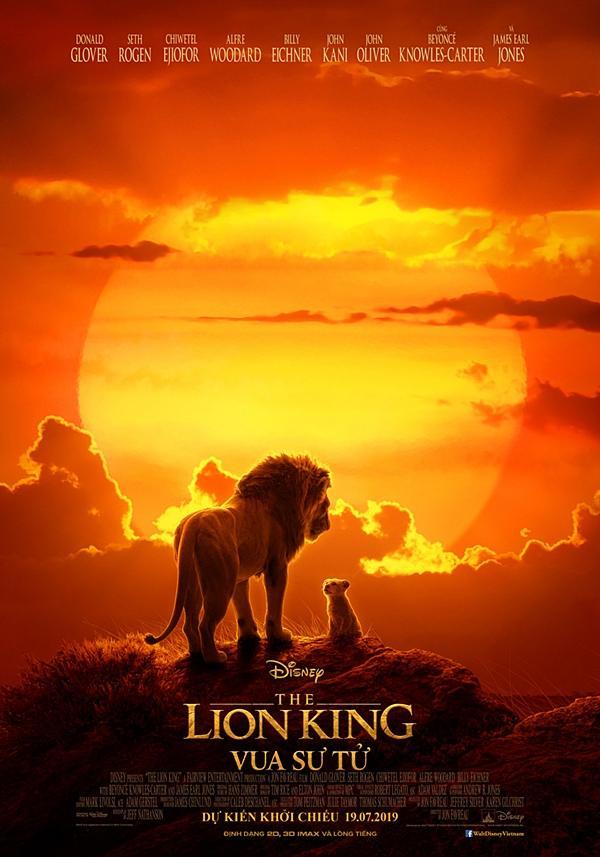 Phương Vy lồng tiếng phim hoạt hình Vua Sư Tử vì con gái 3 tuổi-1
