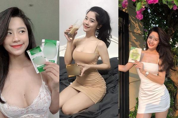 Hotgirl Hàn Hằng PR dịch vụ nâng ngực dù khẳng định chưa đụng dao kéo-2