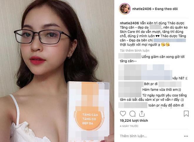 Hotgirl Hàn Hằng PR dịch vụ nâng ngực dù khẳng định chưa đụng dao kéo-4