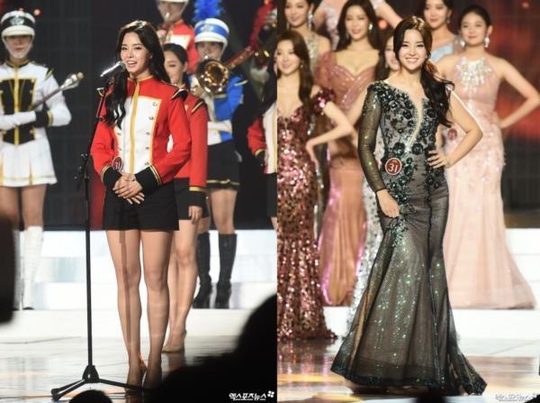 Diện hanbok theo kiểu khoe thân, Top 6 Hoa hậu Hàn Quốc 2019 bị ném đá không trượt phát nào-1