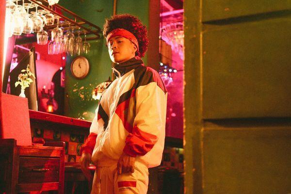 Isaac tung poster MV với tạo hình na ná Binz, fan hoang mang hỏi nhau nam thần lặn đâu mất rồi?-7