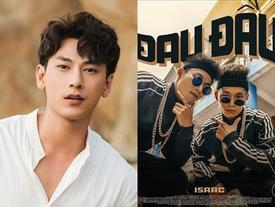Isaac tung poster MV với tạo hình na ná Binz, fan hoang mang hỏi nhau 'nam thần lặn đâu mất rồi?'