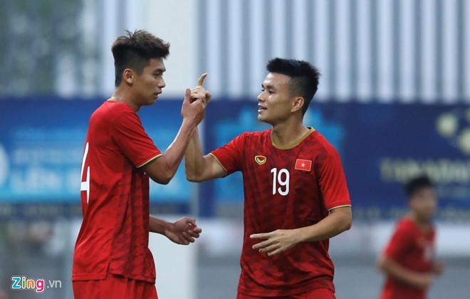Tân binh U23 Việt Nam sinh năm 2000 được hội chị em gọi là cực phẩm-1