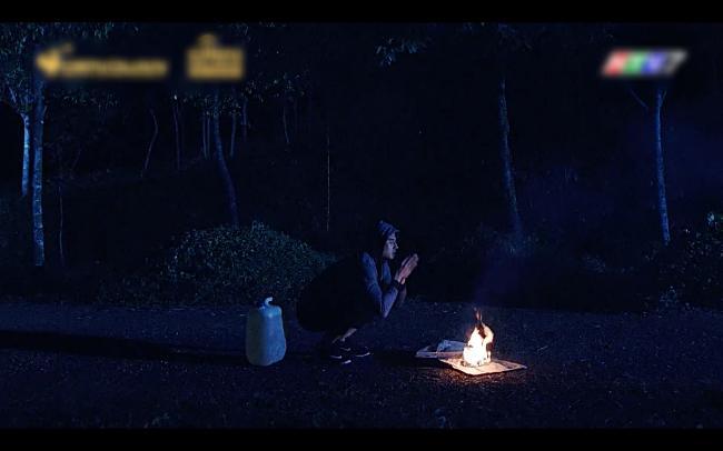 Chỉ vì đốt lửa sưởi ấm, Lương Thế Thành gây thảm cảnh cháy to trong tập 76 Gia đình là số 1-5