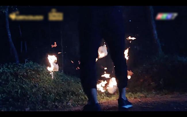 Chỉ vì đốt lửa sưởi ấm, Lương Thế Thành gây thảm cảnh cháy to trong tập 76 Gia đình là số 1-6