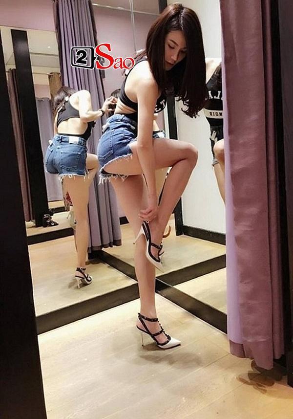 Diện quần ngắn không che hết vòng 3: Hương Giang, Tóc Tiên sexy hết nấc còn Mai Phương Thúy, Yến Xuân quá đà phản cảm-5