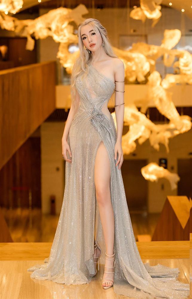 Chỉ cần 1 chiếc váy body, Hương Giang chặt đẹp dàn công chúa từ Ngọc Trinh, Huyền My đến Tiểu Vy-5