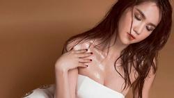 Ngọc Trinh gây tranh cãi khi chia sẻ phát ngôn kém sang 'ngực to không lo chết đói'