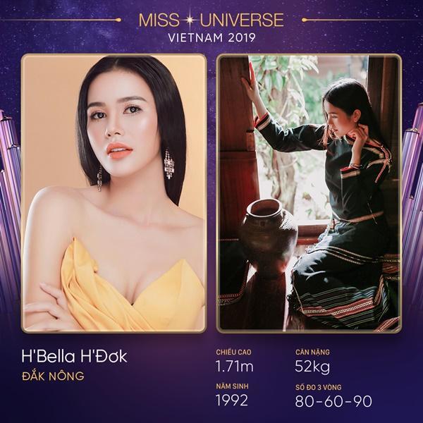 Bạn thân dân tộc Ê Đê của HHen Niê bất ngờ ghi danh tại Hoa hậu Hoàn vũ Việt Nam 2019-1