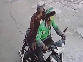 Tài xế GrabBike kể khoảnh khắc bị cướp cắt cổ, lấy xe máy ở Thủ Đức