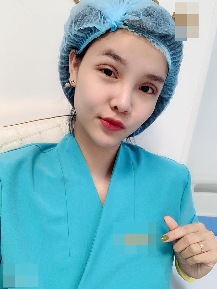 Bất chấp sự phản đối của Mạc Hồng Quân, Kỳ Hân công khai phẫu thuật thẩm mỹ lần thứ n với gương mặt sưng phù khó nhận diện-3